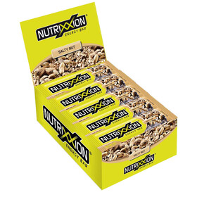 Nutrixxion Energy Bar Box 25 x 55g Salty Nut
